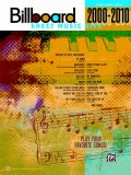 Billboard Sheet Music Hits 2000-2010: Piano/Vocal/Guitar (Paperback)