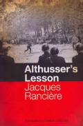 Althusser's Lesson (Hardcover)