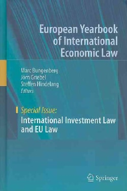 International Investment Law and EU Law: Special Issue (Hardcover)