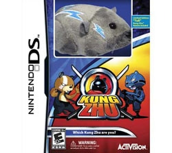 Nintendo DS - Kung Zhu (Collector`s Edition)