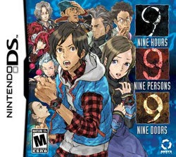 Nintendo DS - 9 Hours, 9 Persons, 9 Doors