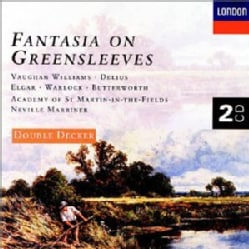 Neville Sir Marriner - Vaughan Williams: Fantasia on Greensleeves, etc.