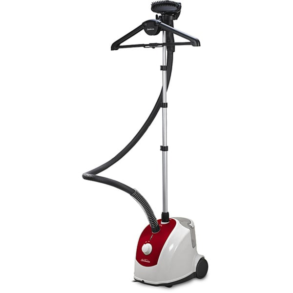 Sunbeam Sb22 Red White Classic Garment Steamer 13008126