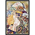 Gustav Klimt 'Baby' Canvas Art