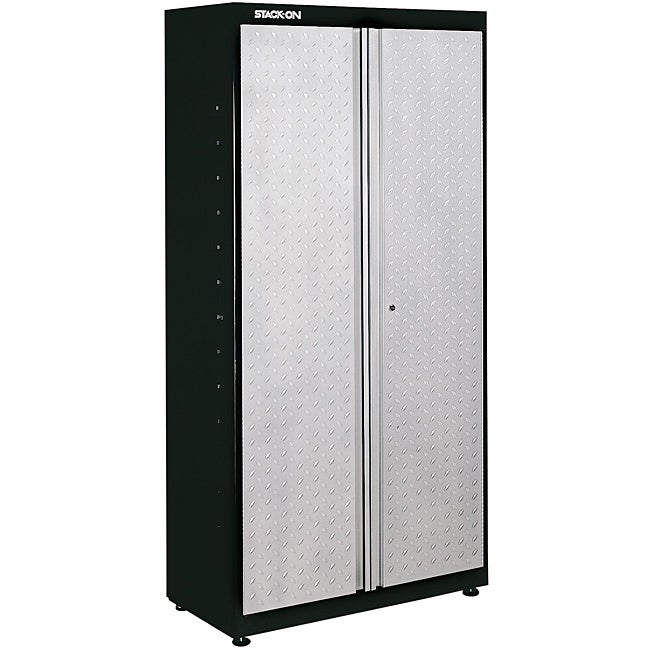 Stack-On Cadet 72-inch 3-Shelf Floor Cabinet