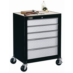 Stack-On Cadet 26-inch Wide 5-drawer Project Center