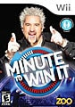 Wii - Minute to Win It