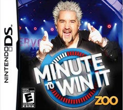 Nintendo DS - Minute To Win It