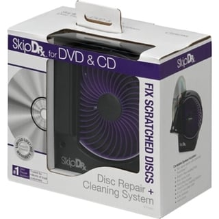 Digital Innovations SkipDr 4070300 Disc Repair Cleaning System