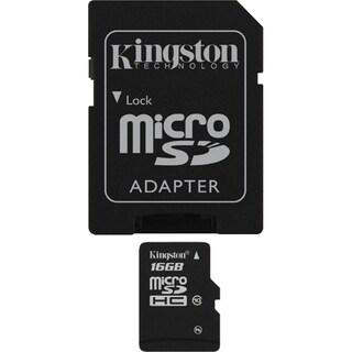 Kingston SDC4/16GB 16 GB microSD High Capacity (microSDHC)