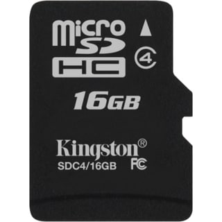Kingston SDC4/16GBSP 16 GB microSD High Capacity (microSDHC)