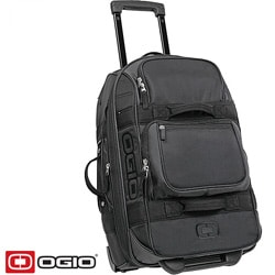 Ogio Layover 22 Inch Carry On Hybrid Upright Travel Duffel Bag
