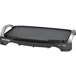 George Foreman GR0215G Hot Zone Electric Nonstick Countertop Griddle
