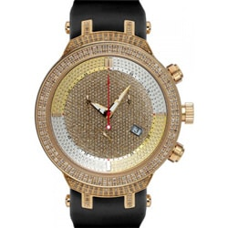 Joe Rodeo Men's 'Master' Diamond Watch