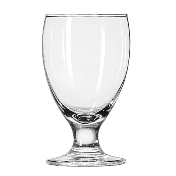 Challenger 10.5-ounce Water Goblet Glasses (Set of 12)