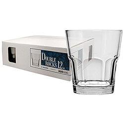 Challenger 12-oz Rocks Glasses (Pack of 12)
