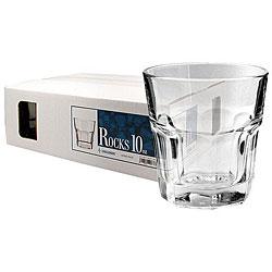 Challenger 10-oz Rocks Glasses (Pack of 12)