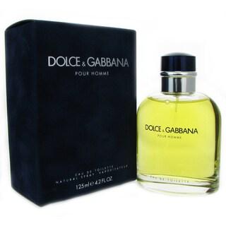Dolce & Gabbana Men's 4.2-ounce Eau de Toilette Spray