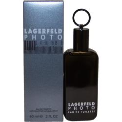 Karl Lagerfeld 'Photo' Men's 2-ounce Eau De Toilette Spray