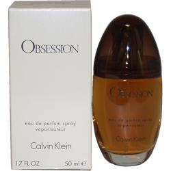 Obsession' Calvin Klein Women's 1.7-ounce Eau de Parfum Spray