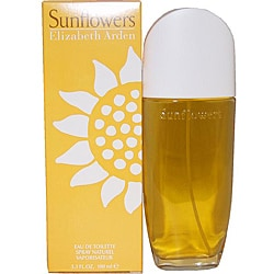 Elizabeth Arden 'Sunflowers' Women's 3.3-ounce Eau de Toilette Spray