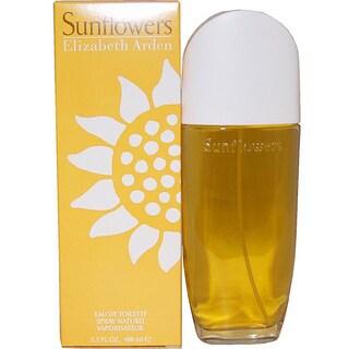 Elizabeth Arden Sunflowers Women's 3.3-ounce Eau de Toilette Spray