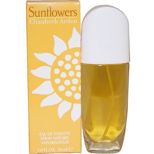 Elizabeth Arden Sunflowers Women's 1-ounce Eau de Toilette Spray