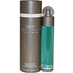 Perry Ellis 360 Men's 1.7-ounce Eau de Toilette Spray