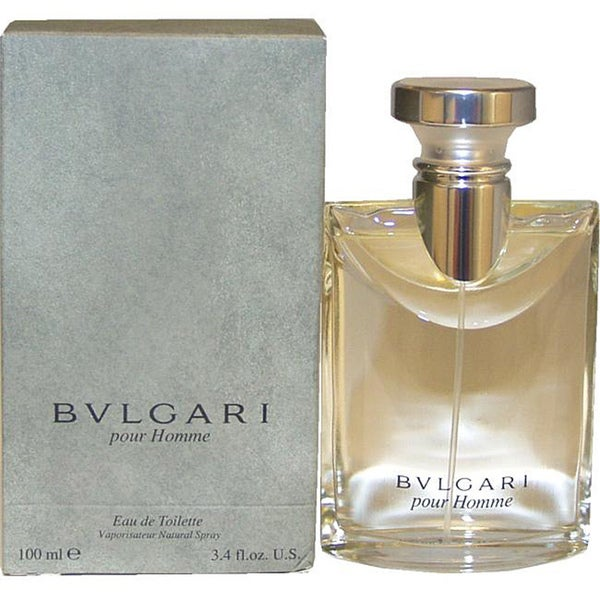 Bvlgari for Men 3.4-ounce Eau de Toilette Spray