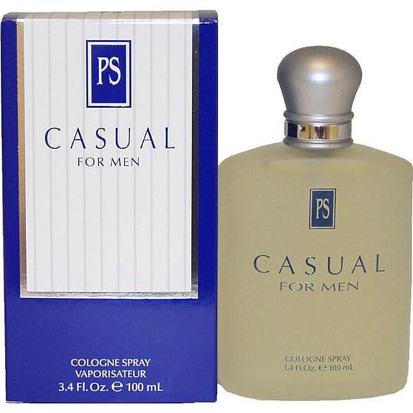 Paul Sebastian Casual Men's 3.4-ounce Eau de Cologne Spray