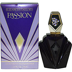 Elizabeth Taylor 'Passion' Women's 2.5-ounce Eau de Toilette Spray