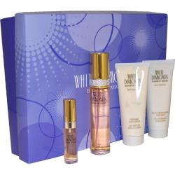Elizabeth Taylor 'White Diamonds' Women's 4-piece Fragrance Set