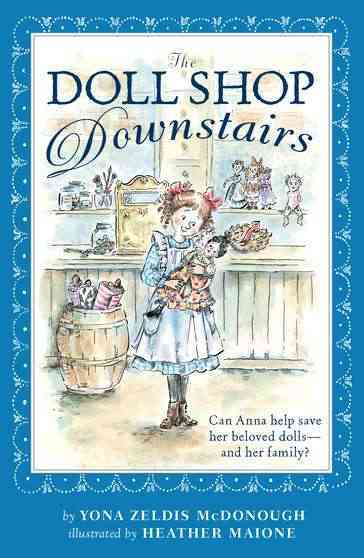 The Doll Shop Downstairs (Paperback)
