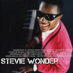 Stevie Wonder - Icon: Stevie Wonder