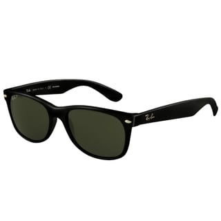 Ray-Ban Unisex RB2132 Black Wayfarer Sunglasses