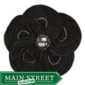 Cuff Luv Black Swirl Magnetic Magic Pin