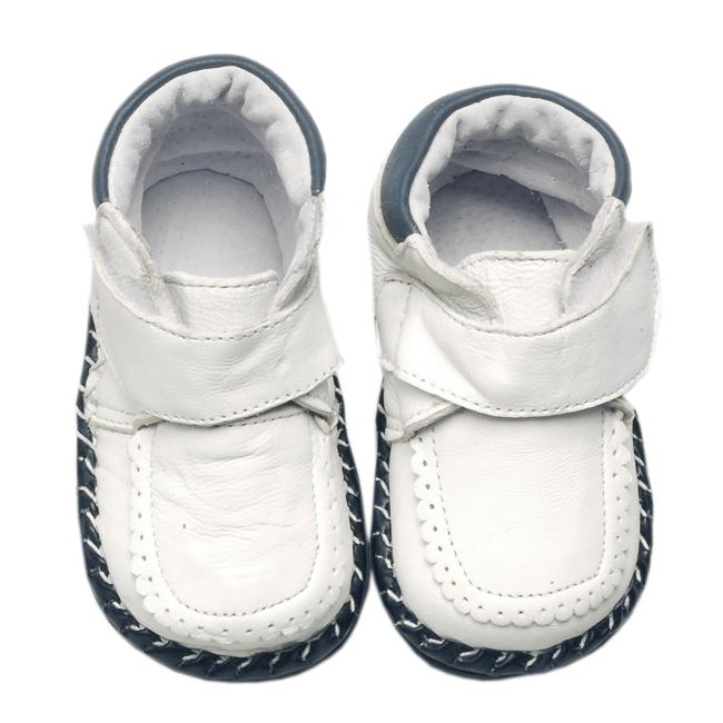 papush white infant walking shoes 13011836 overstock