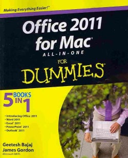 Office 2011 for Mac All-in-One for Dummies (Paperback)