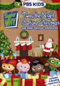 Super Why!: 'Twas The Night Before Christmas And Other Fairytale Adventures (DVD)