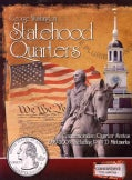 George Washington Statehood Quarters Album: 1999-2009 Including P&d Mintmarks (Board book)