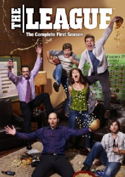 The League Season 1 (Blu-ray Disc)