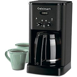 Cuisinart DCC-1200BW Brew Central 12-cup Programmable Matte Black Coffeemaker