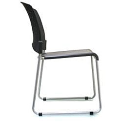 Ergo Value Stackable Visitor Chair (Pack of 4)