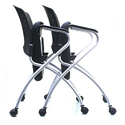 Ergo Flip Seat Folding Chair (Pack of 2)