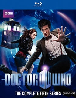 Doctor Who: The Complete Fifth Season (Blu-ray Disc)
