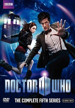 Doctor Who: The Complete Fifth Season (DVD)