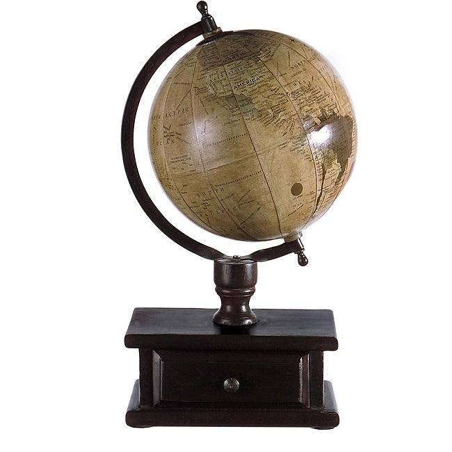 Argento Hidden Treasures Globe with Storage