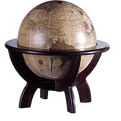 Argento Admiral's Antique Globe