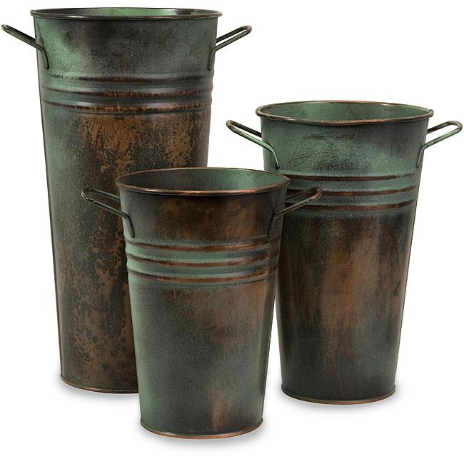 Set of 3 Americana Gardeners' Choice Vase