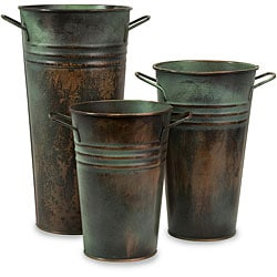 Set of 3 Americana Gardeners' Choice Vase